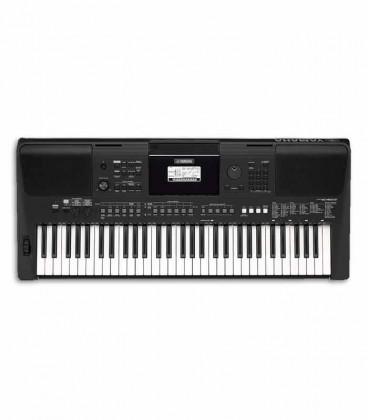 Top photo of keyboard Yamaha PSR-E463