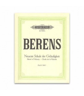 Edition Peters Book Berens Escola De Velocidade Opus 61 Vol1 EP3187A