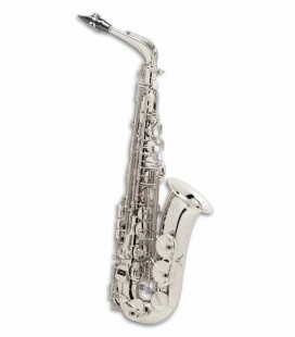 Alto Saxophone Selmer Super Action 80 II Silver Plated with Case