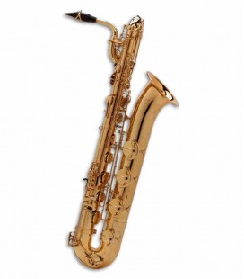 Baritone Saxophone Selmer Super Action 80 II Golden  with Case