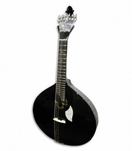 Artimúsica Portuguese Guitar Simple Lisbon Model 70070N Black