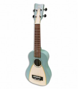 Soprano Ukulele VGS Surf Pacific Lagoon W-SO-GR with Bag VGS11204