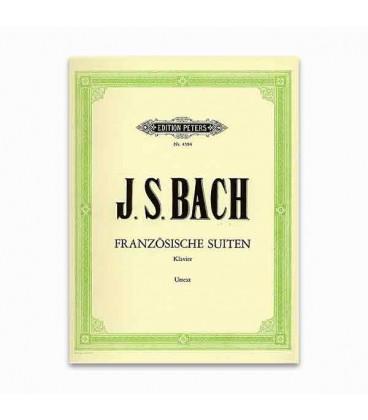 Edition Peters Book Bach Suite Francesa EP4594