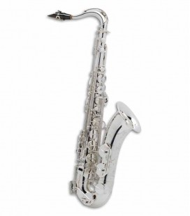 Tenor Saxophone Selmer Super Action 80 II Silver with Case