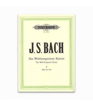 Bach Preludes and Fugas Volume I