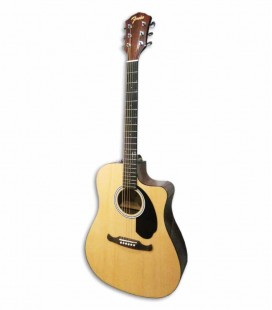 Fender Electroacoustic Guitar FA-125CE Dreadnought Natural