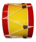Lateral photo of bass drum MMG n尊5
