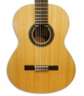Body of the Alhambra 1C Classical Guitar