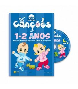 ECM Book Canções dos 1 aos 2 Anos