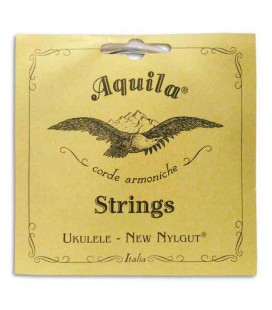 String Set Aquila 21U for Baritone Ukulele