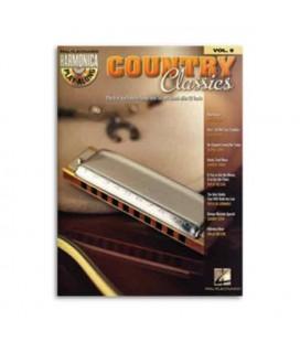 Harmonica Play Along Vol.5 Country Classics