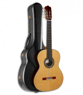 Alhambra Professional Classical Guitar José Miguel Moreno Series C Cedar and Rosewood with Case