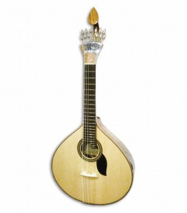 Artimúsica Portuguese Guitar 70075TP 2 Bindings Coimbra Pine Top