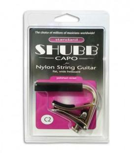 Shubb C2 Classical Guitar Capo