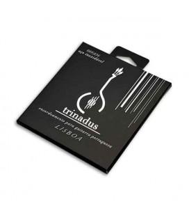 Portuguese Guitar String Set Lisbon Trinadus TR L