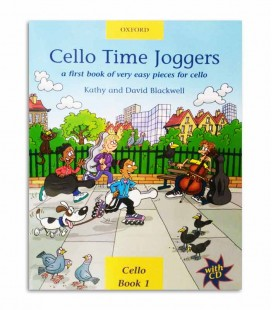 Blackwell Cello Time Joggers Book 1 with CD
