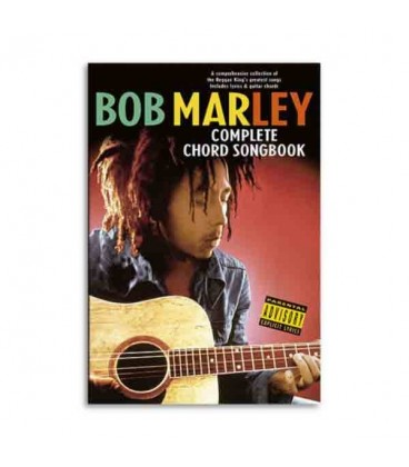 Cover of book Bob Marley Complete Chord Songbook