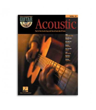 Play Along Acoustic Guitar Volume 2