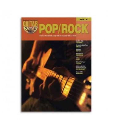 Play Along Guitar Pop Rock Volume 4