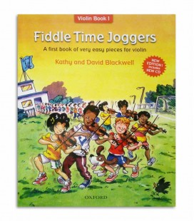 Blackwell Fiddle Time Joggers Book 1 with CD