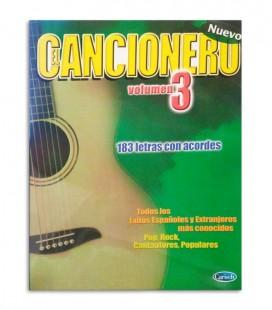 El Cancionero Letras y Acordes Vol 3