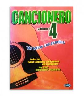El Cancionero Letras y Acordes Vol 4