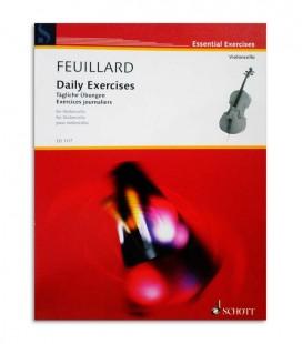 Feuillard Daily Exercises for Violoncelo