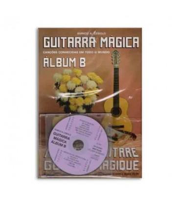 Eurico Cebolo Method Magical Guitar Album B