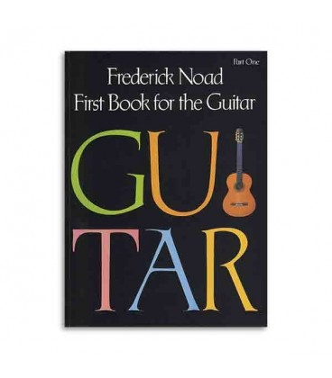 First Book For The Guitar Book 1