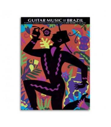 Book Guitar Music Of Brazil Popular Brazilian Music CH61421