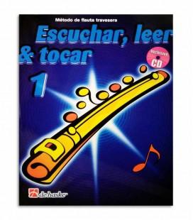 Broers Kastelein Escuchar Ler y Tocar Flauta Vol 1 CD