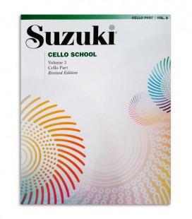 Suzuki Cello School Vol 3 EN