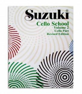 Suzuki Cello School Vol 2 EN