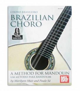 M辿todo para Bandolim Choro Brasileiro