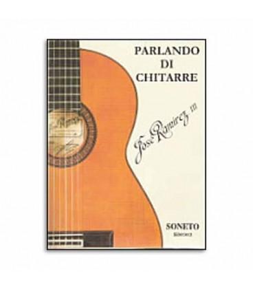 Soneto J Ramirez III Parlando Di Chitarre