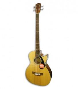 Bass Guitar Fender CB 60SCE Classic Natural