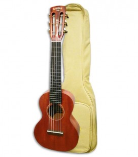 Handles of bag of guitalele Gretsch G9126