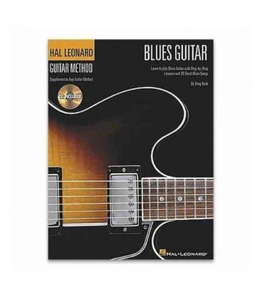 Book Guitar Method Blues Guitar HL00697326