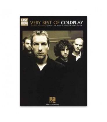 Coldplay Very Best Easy Guitar