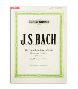 Bach Christmas Oratorio Peters