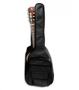 Bag Ortol叩 453 32B Nylon for Classical Guitar 3/4 Padded 10mm Backpack