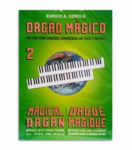 Eurico Cebolo Book OM 2 Método Órgão Mágico 2
