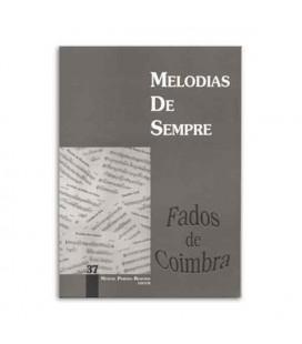 Book Melodias de Sempre 37 Fados de Coimbra by Manuel Resende