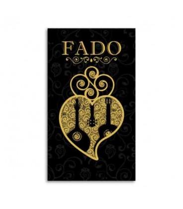 Sevenmuses Book Fado with 4 CDs