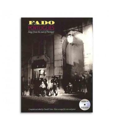 Cover of libro Fado Portugu棚s Songs from the Soul