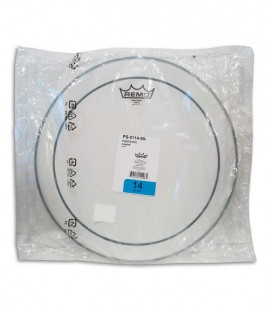 Drumhead Remo PS 0114 00 Pinstripe Óleo Areada 14