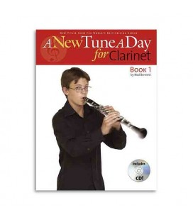A New Tune a Day Clarinet Book 1 with CD BM11374