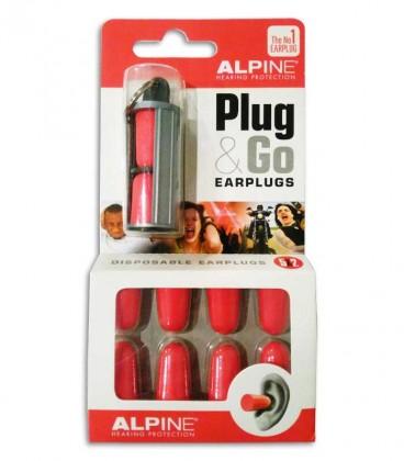 Ear Protector Alpine for Ears  Party Plug
