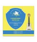 Drag達o String Set 063 for Cavaquinho Special 8 Strings