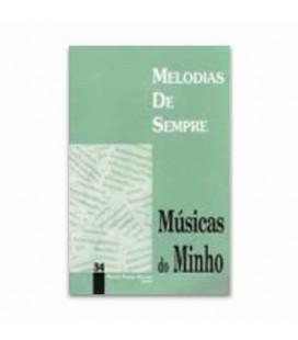 Book Melodias De Sempre No 34 Músicas do Minho by Manuel Resende